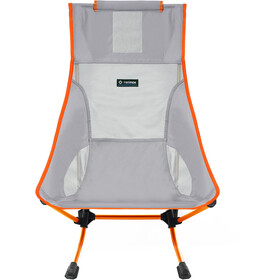 Helinox Beach Sedia, grey/curry